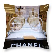 Chanel Chance 2 Throw Pillow