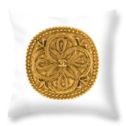 Chanel Jewelry-8 Throw Pillow