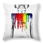 Chanel  Throw Pillow