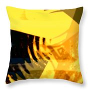 Change - Leaf10 Throw Pillow