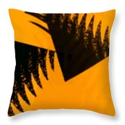 Change - Leaf4 Throw Pillow
