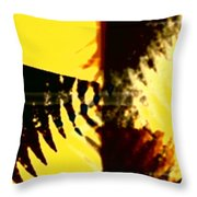 Change - Leaf5 Throw Pillow