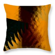 Change - Leaf6 Throw Pillow