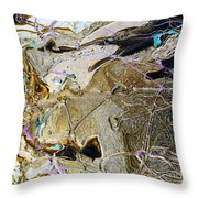 Changes In Me Throw Pillow