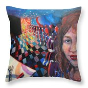 Chantal  Throw Pillow