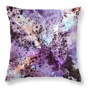 Chantilly Lace Throw Pillow