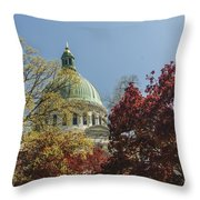 Chapel Dome Throw Pillow