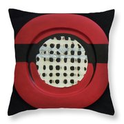 Charge 1 Throw Pillow