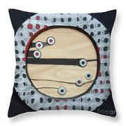 Charge 2 Throw Pillow