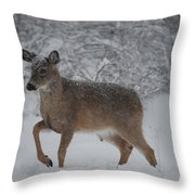 Charge Throw Pillow