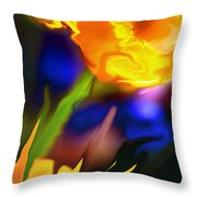 Charisma... Throw Pillow