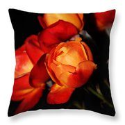 Charisma Roses 4 Throw Pillow