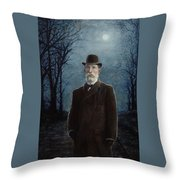 Charles A. Squires Throw Pillow