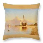 Charles Henry Throw Pillow