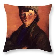 Charles O Malley 1927 Throw Pillow