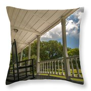 Charles Pinckney Was A Signer Of The Constitution Throw Pillow