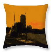 Charles River 1967 Throw Pillow