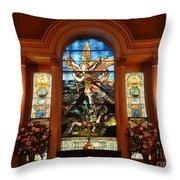 Charleston Church Throw Pillow