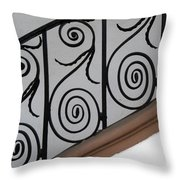Charleston Ironworks Throw Pillow