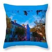 Charleston, Sc Throw Pillow