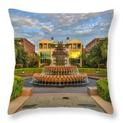Charleston Welcomes You Throw Pillow