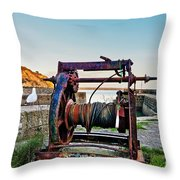 Charlestown Winch Throw Pillow