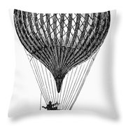Charli�re Balloon Throw Pillow