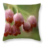 Charming Bells Throw Pillow