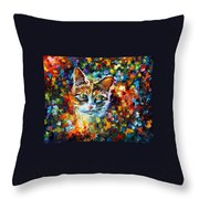 Charming Throw Pillow