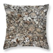 Charnel House Throw Pillow