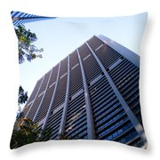 Chase Tower Chicago Throw Pillow