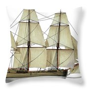 Chat - 1770 Throw Pillow