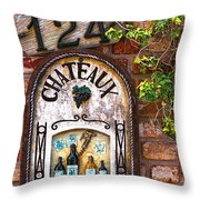 Chateaux Finerty Throw Pillow