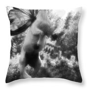 Chazot Soars Throw Pillow