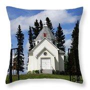 Chechow Holy Spirit Church 1  Throw Pillow