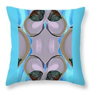 Cheeky Decisions  Throw Pillow