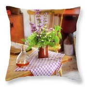 Chef - Every Morning  Throw Pillow