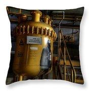 Chemics Throw Pillow