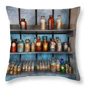 Chemist - My First Chemistry Set  Throw Pillow