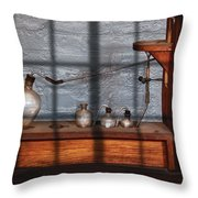 Chemist - The Science Experiment Throw Pillow