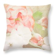 Cherry Parfait Throw Pillow
