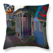 Chesapeake City Too Throw Pillow