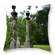 Chess Game Throw Pillow