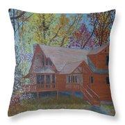 Chestnut Hills Throw Pillow