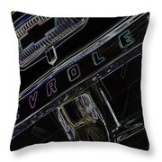 Chevrolet 10 Throw Pillow