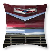 Chevrolet 17 Throw Pillow