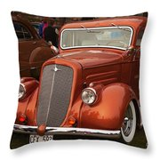 Chevrolet 1936 Throw Pillow
