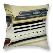 Chevrolet Apache 31 Fleetline Front End Throw Pillow