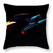 Chevrolet Chevelle 001 Throw Pillow