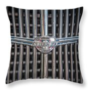Chevrolet Grill Throw Pillow